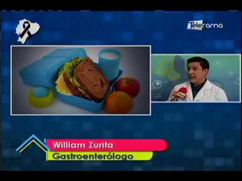 Alimentos que debes evitar en la lonchera infantil