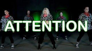 ATTENTION - Todrick Hall (Dance Video) | Jasmine Meakin @megajam choreography