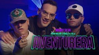 Смотреть клип Marko Silva, Kevin Roldan, Ronald El Killa - Aventurera
