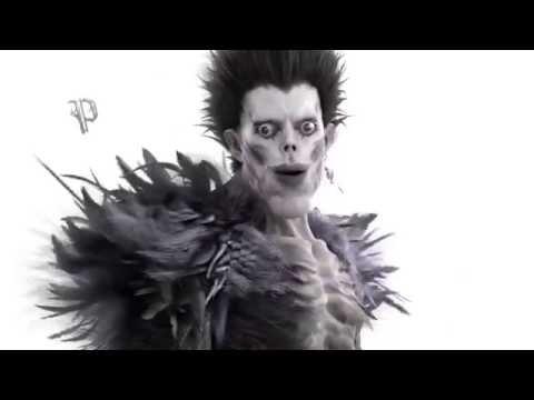 Рюк из Death Note танцует под Pen Pineapple Apple Pen