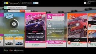 Forza Horizon 4 - Series 11 Winter Season Change (July 18) [4K]