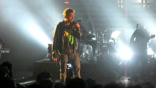 Massive Attack with Damon Albarn - Saturday Come Slow - Brixton 17/09/09