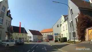D: Stadt Neustadt a. d. Waldnaab. Landkreis Neustadt a. d. Waldnaab. Ortsdurchfahrt. April 2015