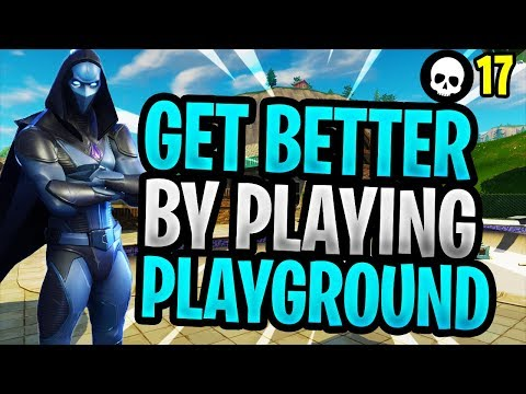 What To Practice In Playground Mode To Get Better At Fortnite! (Season 5 Playground LTM Tips)