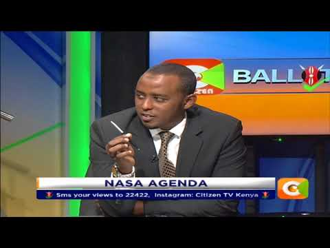 Citizen Extra : NASA Agenda