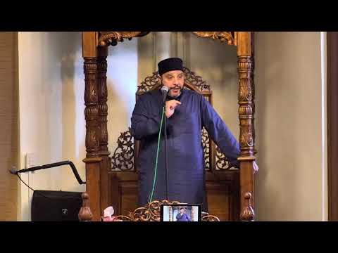 الشيخ محمد موسى (النبي والسنن الالهية)  11/24/2017