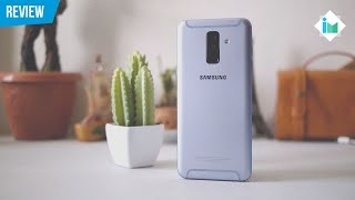 Samsung Galaxy A6+ | Review en español
