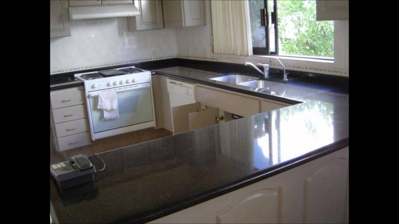 Granito para cocina for Cocinas de granito