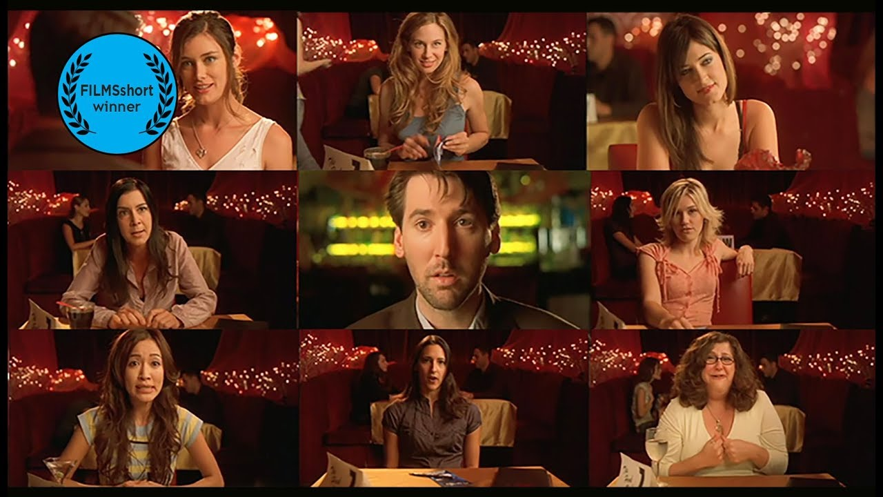 Movie 43 speed dating scene from 40