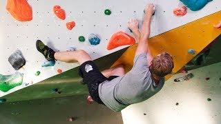 Bouldern ist das Beste der Welt   Maxim Daily Vlog [008]