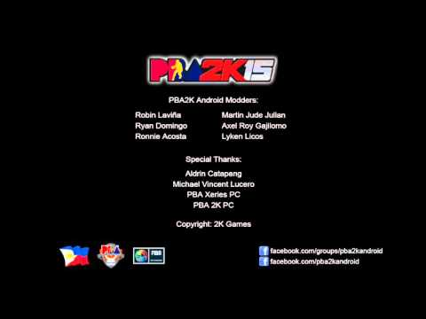 PBA 2K15 Android Gameplay + Download Link