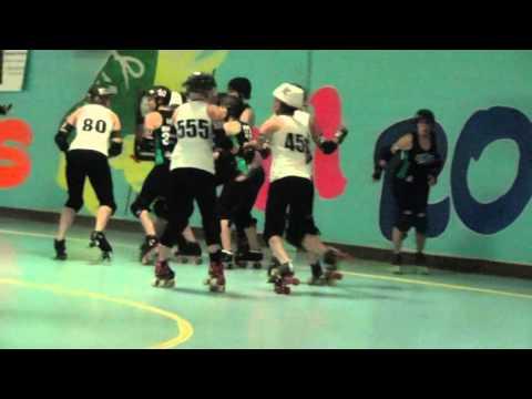 Capitol City Crushers vs No Coast Roller Girls