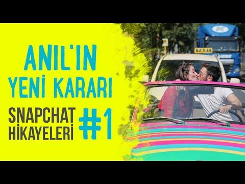 ANIL'IN YENİ KARARI | Pelin Anıl Snapchat Hikayeleri #1