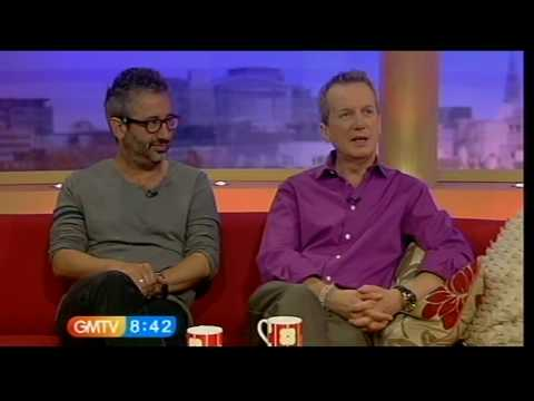 David Baddiel And Frank Skinner (GMTV, 9.6.10)