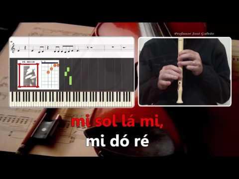 Marvin Gaye - Charlie Puth & Meghan Trainor - Karaoke para flauta