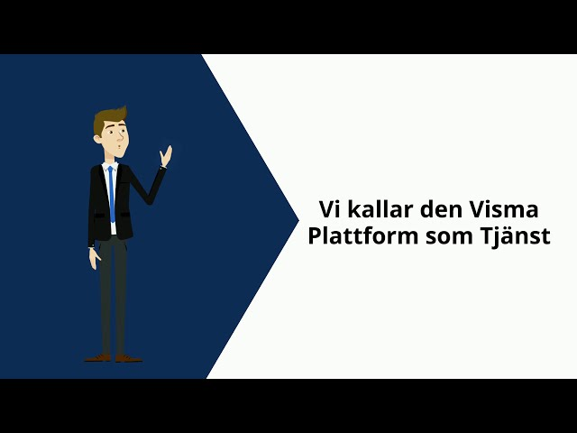 Enzure - Visma Plattform som tjänst på 60 sekunder