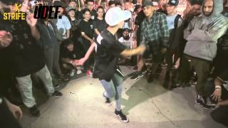 BGSK vs Rock Steady Crew | Concrete All Star 2015 x UDEFtourorg | Finals | Strife