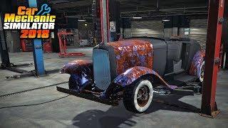 Car Mechanic Simulator - Restoration Garage 6 - 32 Ford