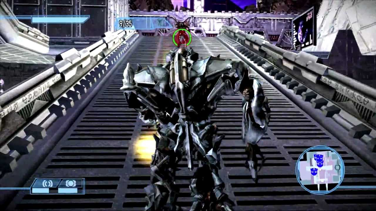 Transformers: The Game Walkthrough: Decepticons ...