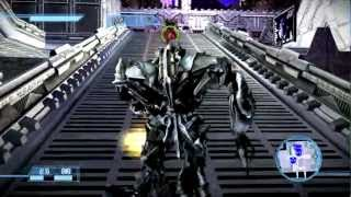 Transformers: The Game Walkthrough: Decepticons - Cybertron: Decepticon