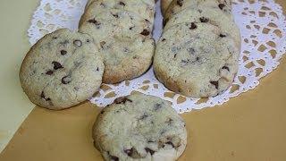 チョコチップクッキー cook kafemaruさんのレシピ書き起こし