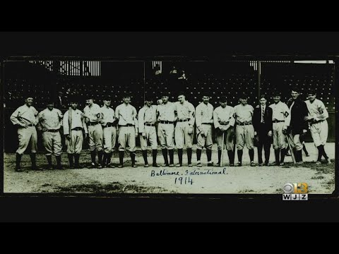 St. Pierre - Old Photo Of The Orioles With Babe Ruth Sells For Big Money At Auction