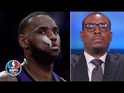 LeBron James isn't the best player in the world – Paul Pierce | Truth Serum | NBA Countdown