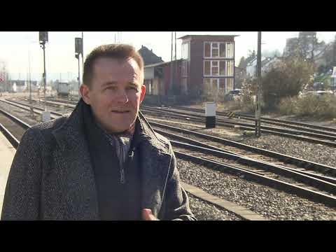 Angst Vor Bahn-Chaos In Remagen | SWR | Landesschau Rheinland-Pfalz
