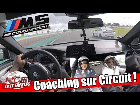 BMW M5 Competition : On roule ses 625ch sur Circuit ! - PJT Express