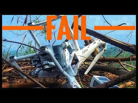 Flying Drones in China - Disastrous and Dangerous!