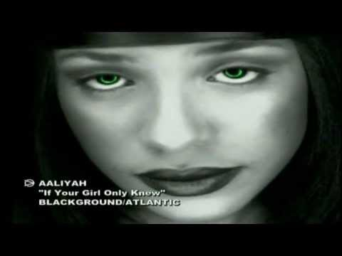 Aaliyah - If Your Girl Only Knew HD Music Video