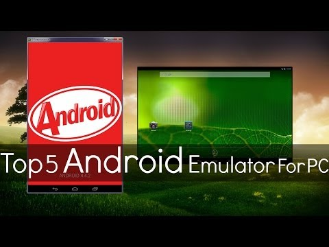 Android Emulator For PC ( Top 5 Emulator ) Free Download