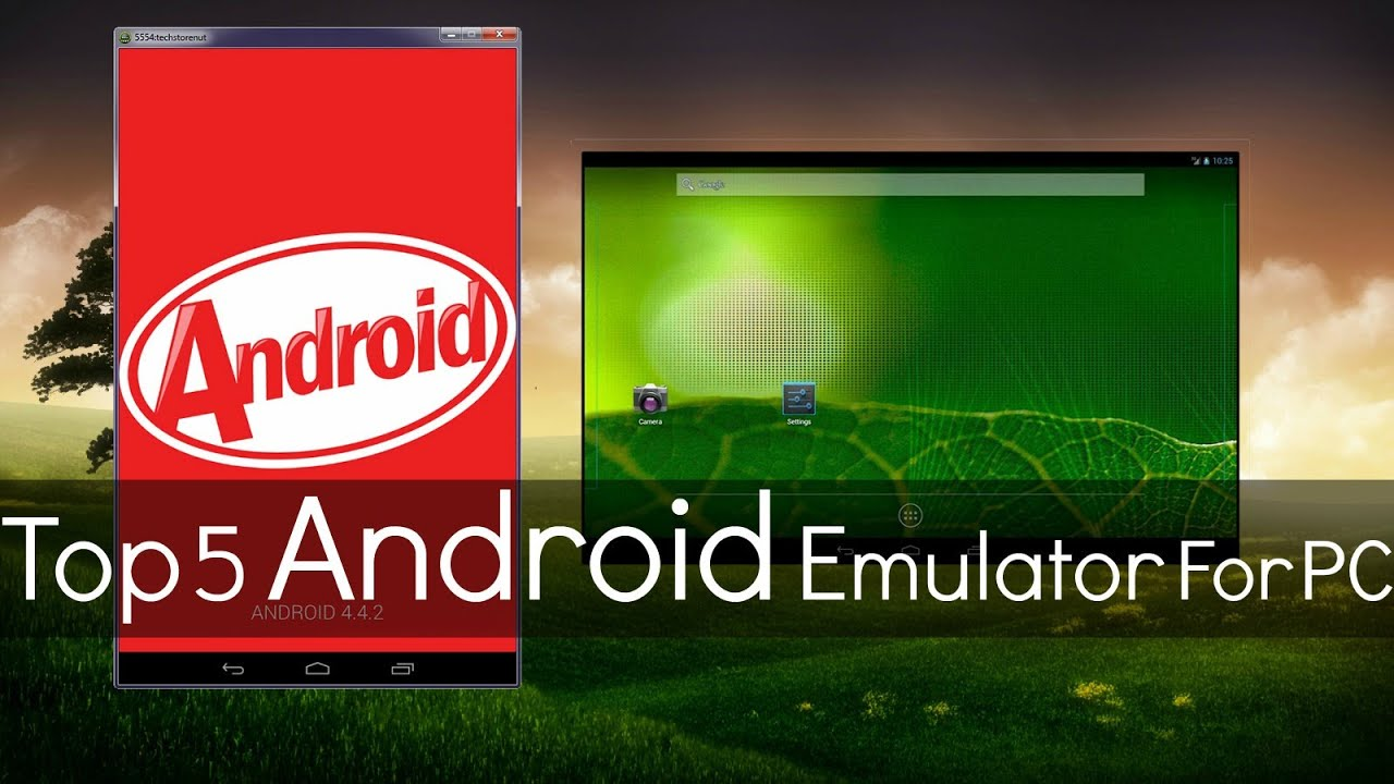 Telecharger android emulator for pc