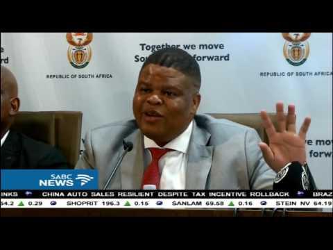 David Mahlobo on the regulation of Social Media