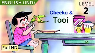 """Cheeku & Tooi: Learn English with subtitles - Story for Children """"BookBox.com"""""""