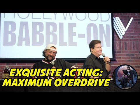 Exquisite Acting: Maximum Overdrive