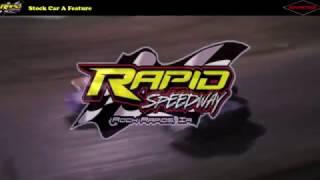 Rapid Speedway Trailer