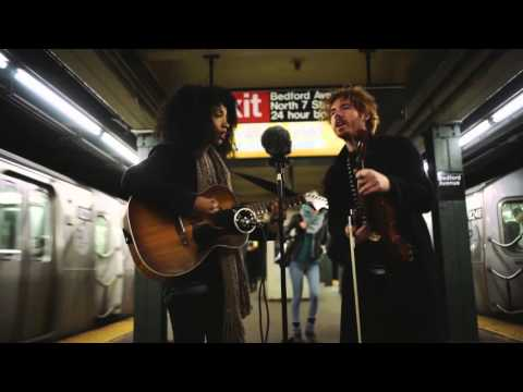 Crazy by Gnarls Barkley Cover by Kenneth Edwards & Najah Lewis