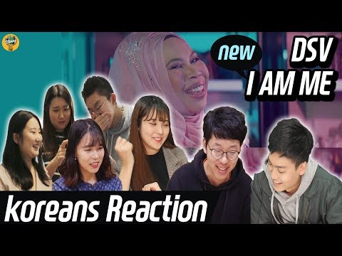Koreans watched new 'I AM ME' MV by DSV