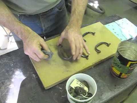 Replacing Missing Brass Hardware - Thomas Johnson Antique Furniture Restoration
