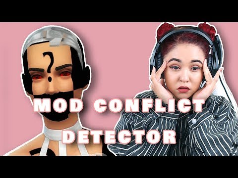 SIMS 4: MOD CONFLICT DETECTOR