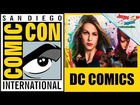 #ComicCon 2017 - DC Comics ★Juegos Juguetes y Coleccionables★