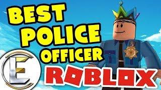 BEST COP IN ROBLOX - Jailbreak