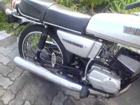 Yamaha Rx 100 Sound Engine
