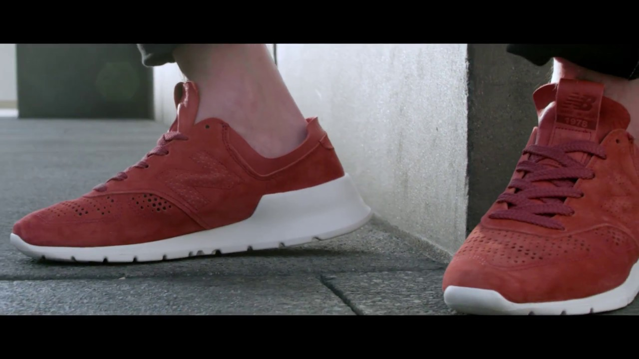 New Balance MADE 1978 - YouTube dbc86119f3643