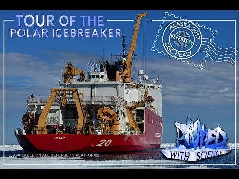 ICEBREAKER Series: Part 1- Tour of The Polar Icebreaker