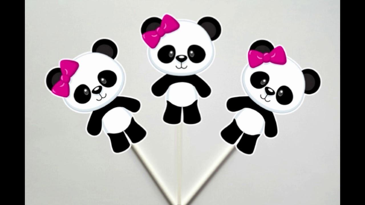 Panda Bear Birthday Party Ideas Panda Bear Baby Shower