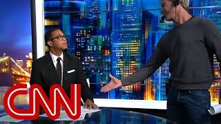 How Don Lemon would have greeted Trump if he was Obama