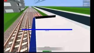 RET treno della metropolitana in roblox