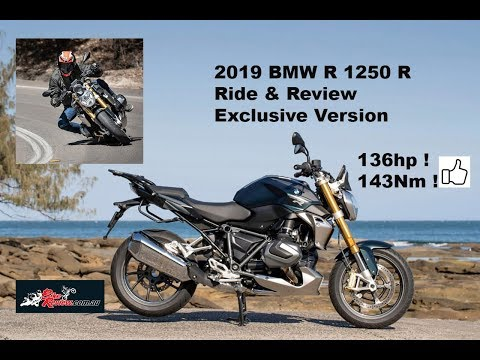 2019 BMW R 1250 R Ride & Review (Exclusive version)